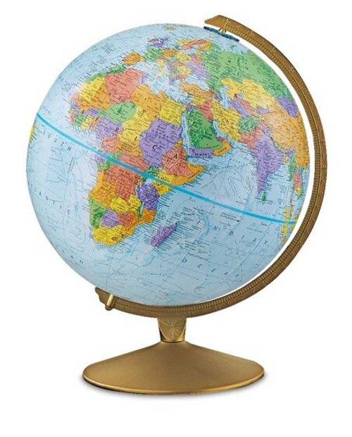 Explorer French Language Globe