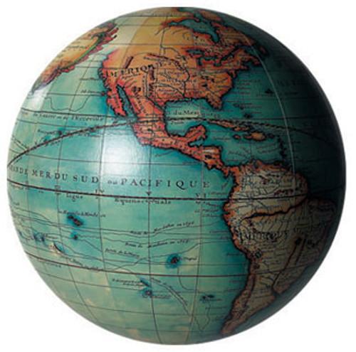 Vaugondy Replica Globe 1745