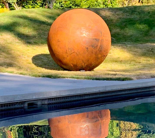 Large Mild Steel Balls