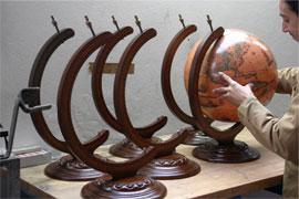 Zoffoli Globes Construction