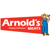 Arnold's Smoked Hot Sausage  Beef 2lbs