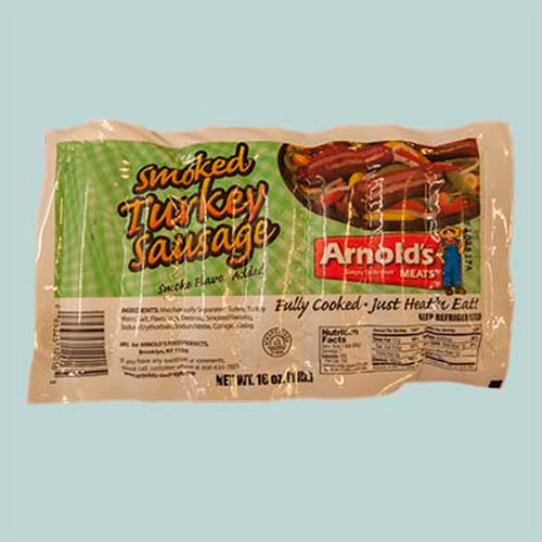Arnold's Turkey Sausage 16oz