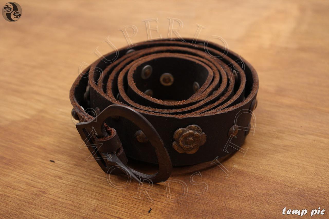 PALNATOKE Knight Leather Belt