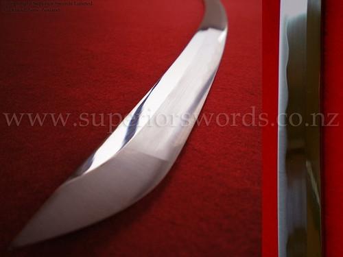 Classic Katana Blade - Full Shinogi-Ji