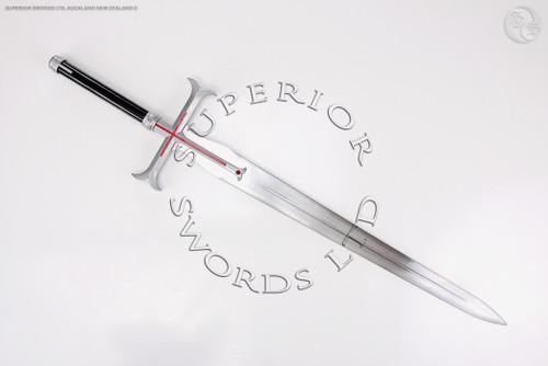 heathcliff, Liberator, sword, art, online, anime, sword, cosplay, sao