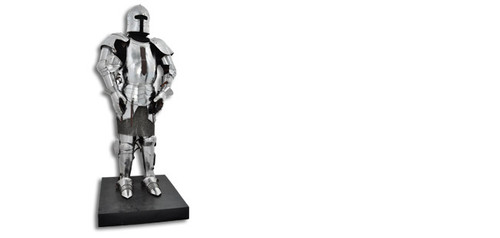 Milanese Armour-16 G Steel -Fully Articulated