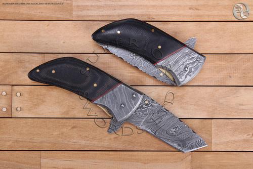 folding, liner, lock, knife, damascus, handmade, handforged