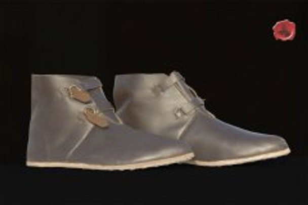 medieval, shoes