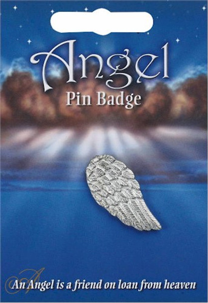 Angel, Wing, Pin, Badge, trinket, Jewelry, jewellery, pendant, pewter,