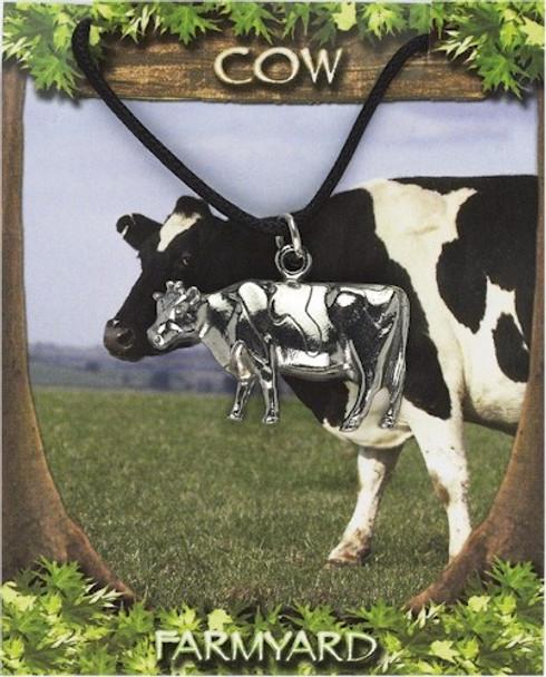 Cow, Pendant,