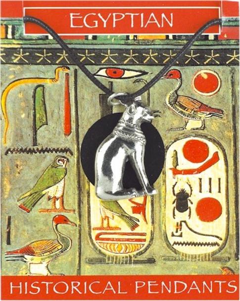 Egyptian Cat Pendant