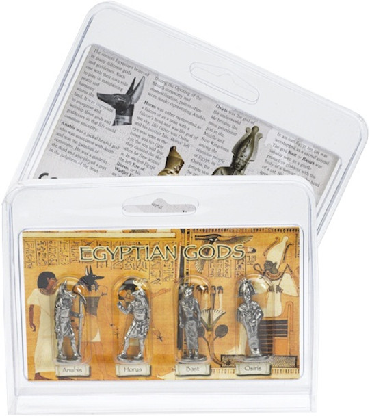 Egyptian, gods, miniatures