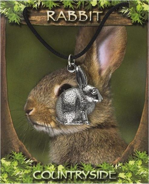 Rabbit, Pendant, trinket, Jewelry, jewellery, pendant, pewter,