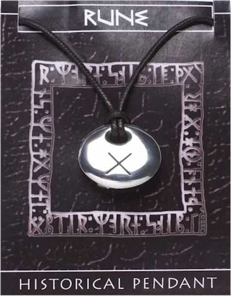 pendant, rune, viking, symbolism, pewter, westair