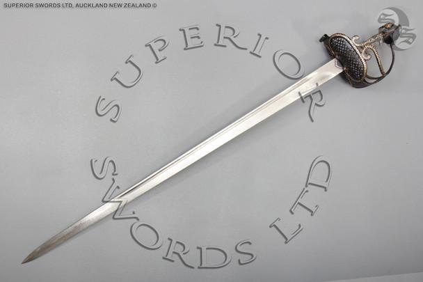 Cromwell, Sword, by, Paul, Chen, Hanwei, SH1049, cas, iberia