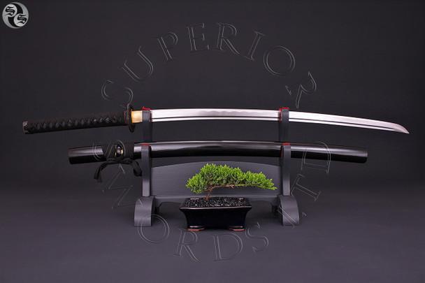 Black, Dragon, katana, samurai, sword, Wakizashi, tanto, japan, japanese