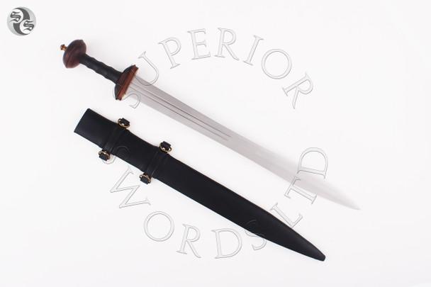 roman, spatha, sword,