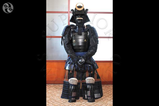 yoroi, samurai, armour, kabuto, mempo, japanese,