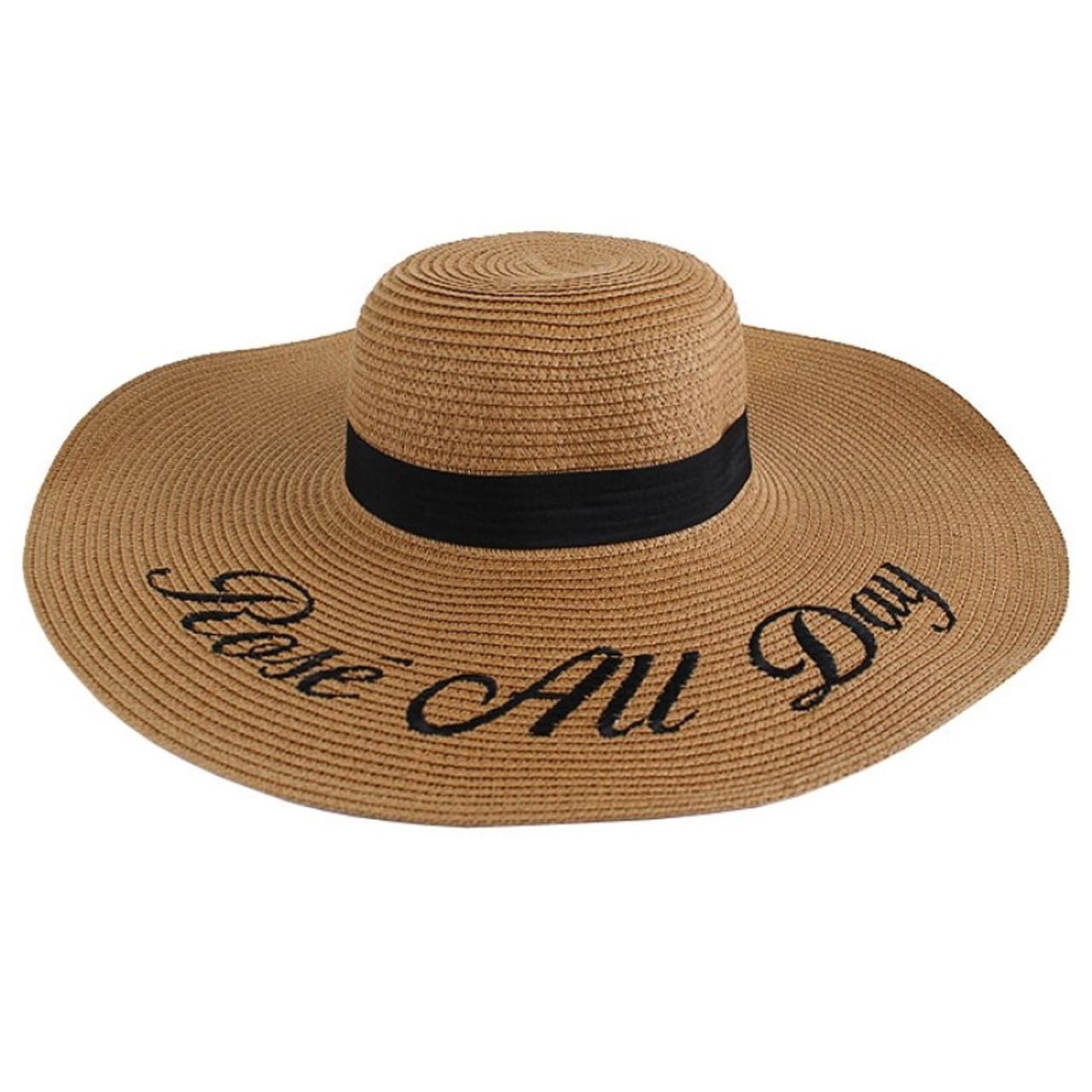 e718315277f Rose  All Day Floppy Sun Hat - Khaki