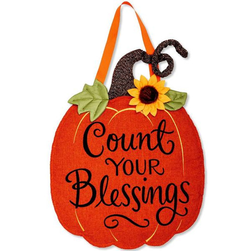 Count Your Blessings Fabricreation