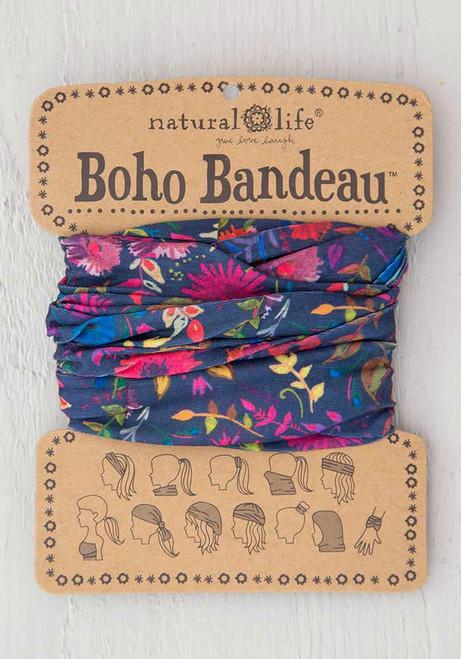 Boho Bandeau Headband - Wild Flowers