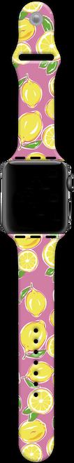 Simply Southern Watch Band - Lemon