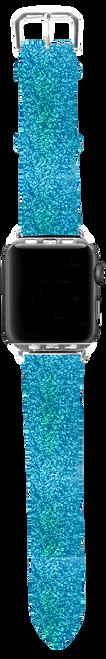 Simply Southern Watch Band - Blue Glitter
