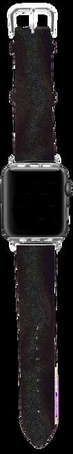 Simply Southern Watch Band - Black Glitter