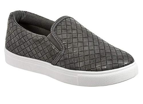 Sierra Traveler Slip On Sneaker - Grey