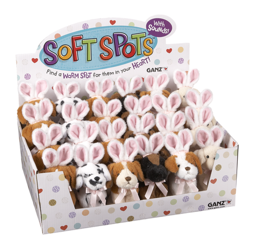 SoftSpot Pup with Bunny Ears