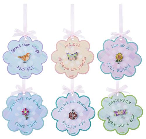 Springtime Jewelry Pins