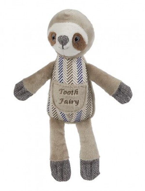 Speedy the Sloth Plush Tooth Fairy