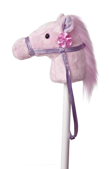 Fantasy Stick Pony - Pink