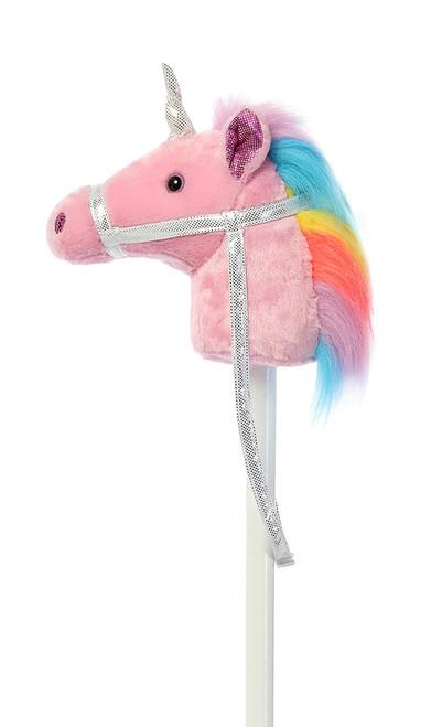 Unicorn Stick Pony - Pink