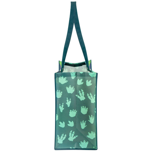 Large Recycled Gift Bag - Dino