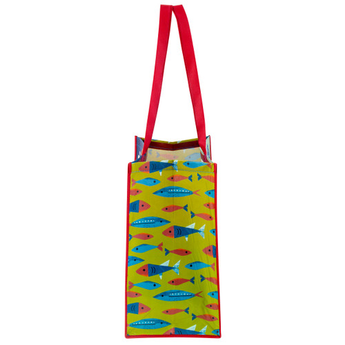 Large Recycled Gift Bag - Shark