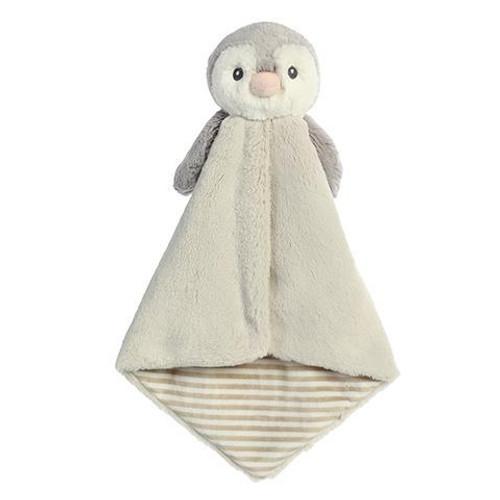 "16"" Blanket Luvster - PomPom Penguin"