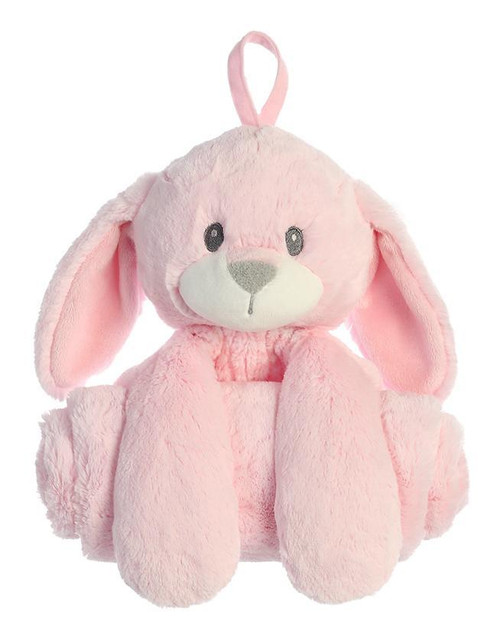 "28"" Napping Pal - Little Pitter Pattern Bunny"
