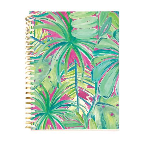 Agenda Spiral 2020 - Green Palm