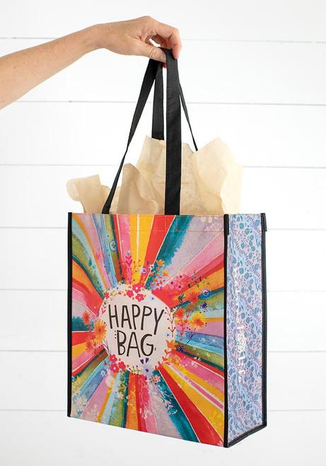 Extra Large Recycled Gift Bag - Sunrise
