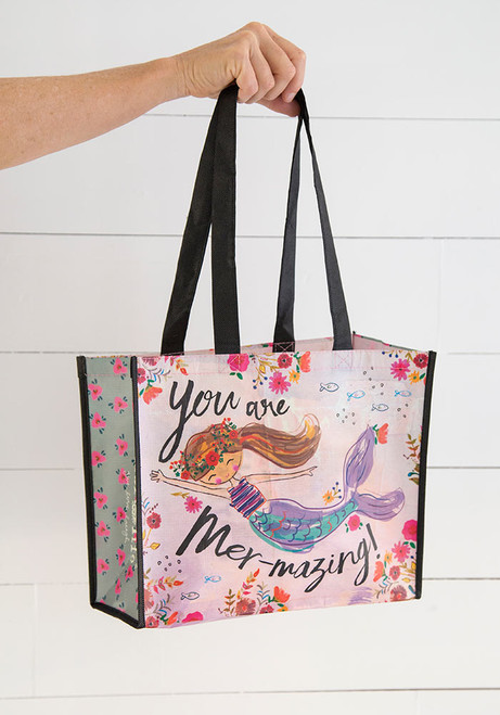 Large Recycled Gift Bag - You are Mer-Mazing