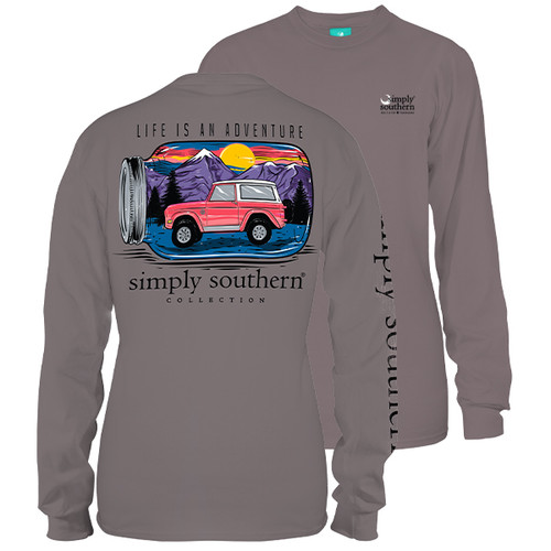 Simply Southern Long Sleeve Tee - Jar