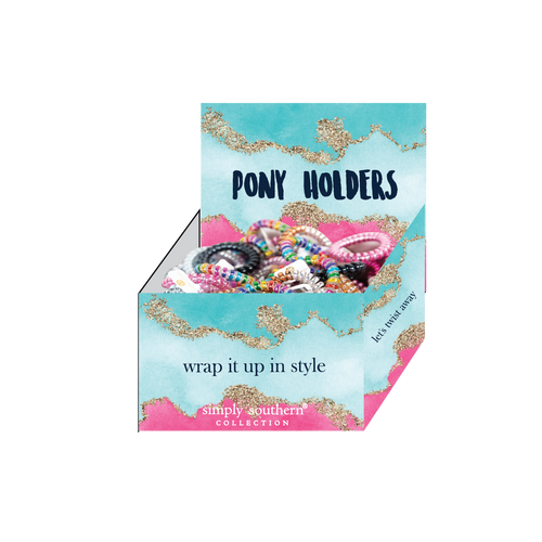 Simply Southern Pony Holders