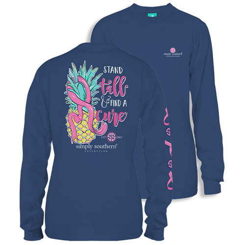 Simply Southern Long Sleeve Tee - Tall