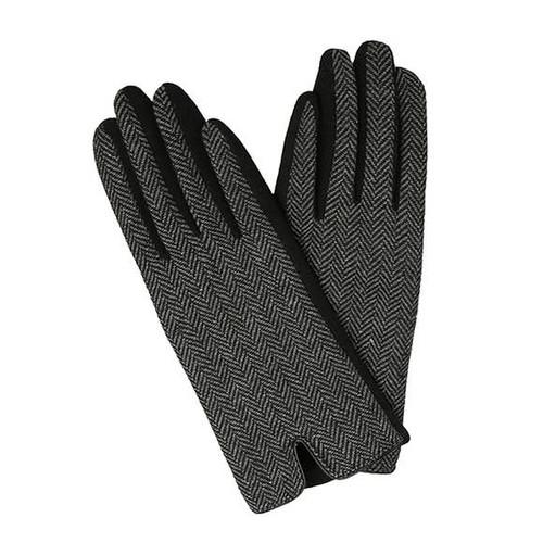 Harper Gloves - Herringbone