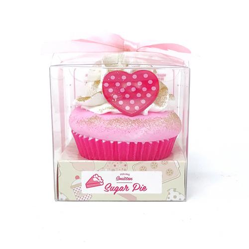 Large Cupcake Bath Bomb - Sugar Pie