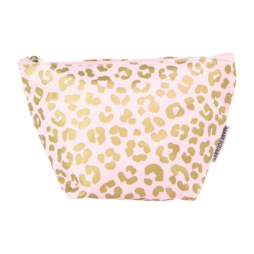 Blush Leopard Mini Carryall