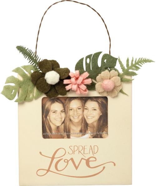 Spread Love Mini Frame