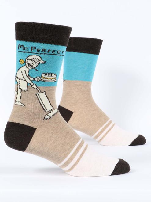 Mr. Perfect Mens Socks