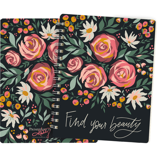 Your Beauty Spiral Notebook